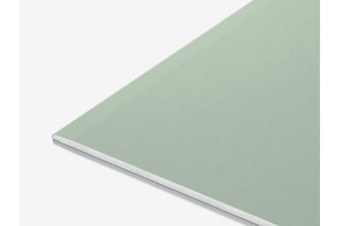 Гипсокартон огне-влагостойкий стеновой 2500х1200х12,5 мм. (ГСП-DFH2). Цена за 1м²