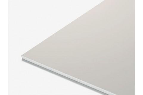 Гипсокартон стеновой 2500х1200х12,5 мм (ГСП-А). Цена за 1м²