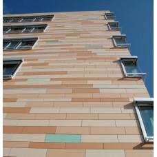 Керамический фасад ALPHATON