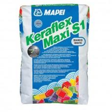 Клей Keraflex Maxi White 25кг