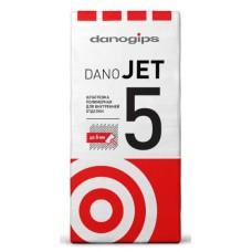 Cухая полимерная шпатлевка DANO JET 5 (25 кг.)