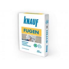 Шпаклевка гипсовая универсальная KNAUF-ФУГЕН, 25 кг.