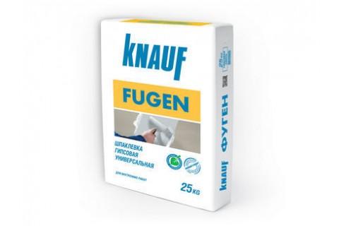 Шпаклевка гипсовая универсальная KNAUF-ФУГЕН, 10 кг.