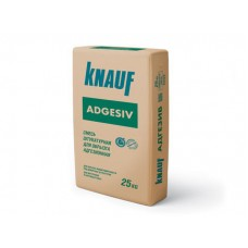 Штукатурка цементная для обрызга адгезионная КНАУФ-АДГЕЗИВ, 25 кг.