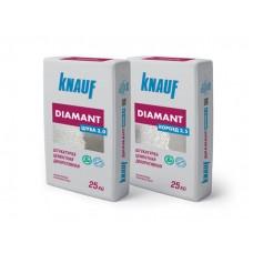 Цементная декоративная штукатурка КНАУФ-ДИАМАНТ, 25 кг.